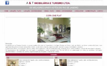 Exemplo de página detalhes do prédio.