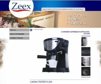 Exemplo de página de detalhes do produtos.