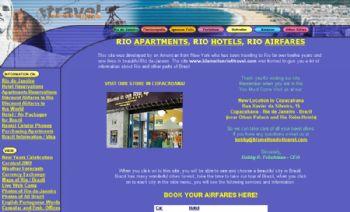 Blame it on Rio 4 Travel