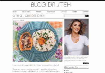 Exemplo de página de detalhes da publicação, com recurso de inclusão de comentário pelo visitante.