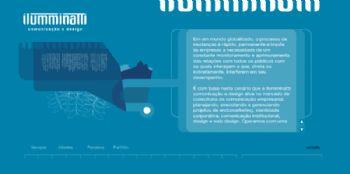 Ilumminatti - Comunicação e Design 1.0