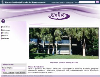 UERJ - Rede Sirius
