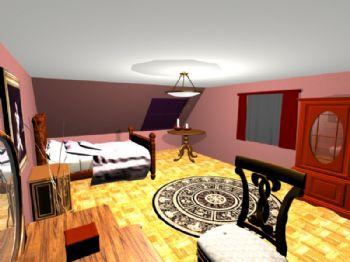 Quarto - apartamento 02.