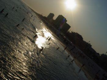 Praia Barra da Tijuca.