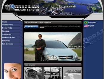 Brazilian Oi Car Service