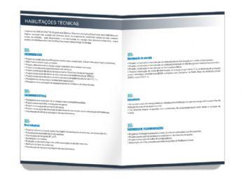 Exemplo de diagramação interna (pág 06 e 07).