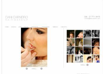 Página de galeria de imagens.