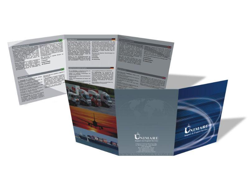 Unimare - Folder
